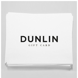 DUNLIN Home, Gift Card